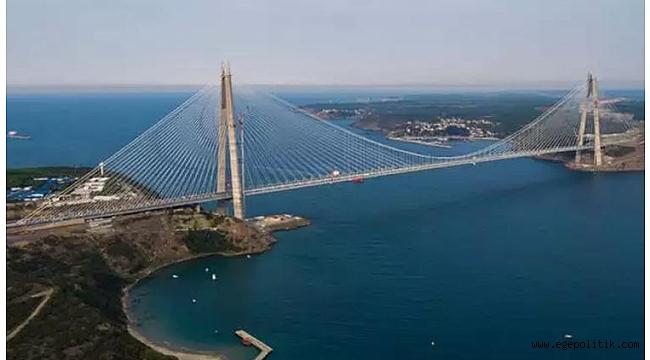 Yavuz Sultan Selim Köprüsü'ne Yapılan Zam Dudak Uçuklattı