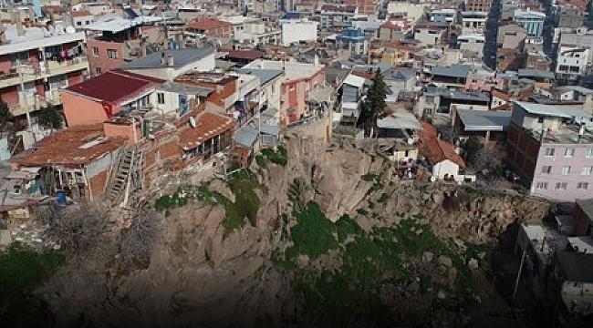 Bayraklı'da Cumhurbaşkanı Erdoğan'ın Talimatıyla  Çalışmalar Başladı