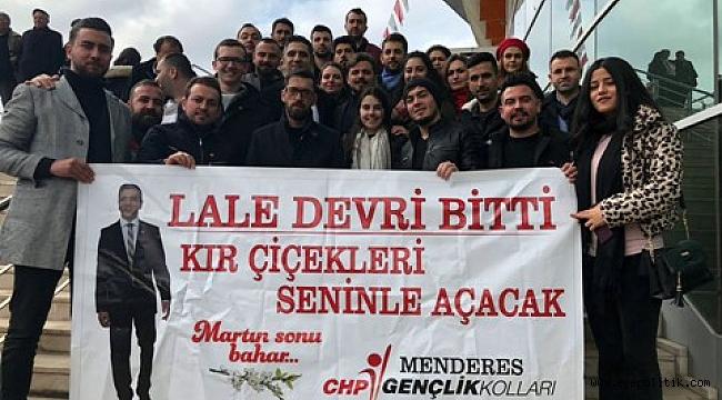CHP Menderes Belediye Başkan Adayı Mustafa Kayalar; Şimdi Çalışma Zamanı