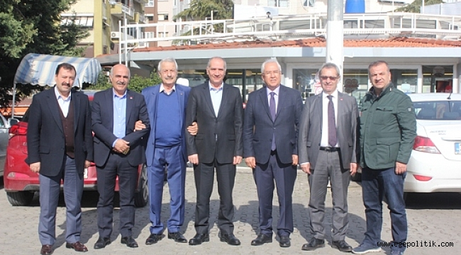 CHP'nin Başarısı İçin Omuz Omuza