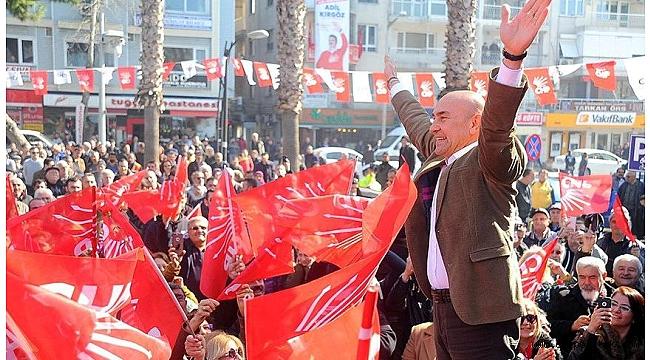 İşte İzmir'de CHP Listeleri