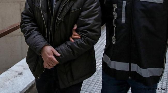 İzmir'de FETÖ operasyonu: 14 Gözaltı