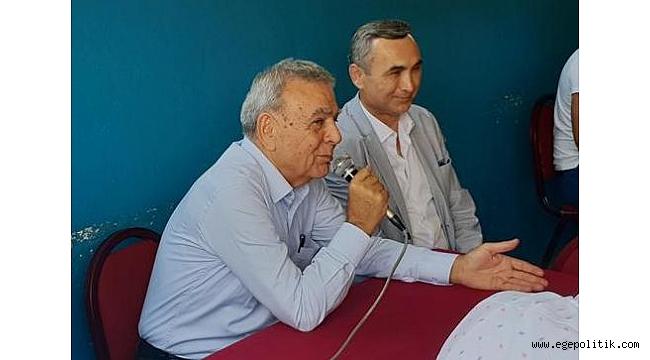 Özcan Durmaz Büyükşehir' in Hizmetlerini Tek Tek Hatırlattı