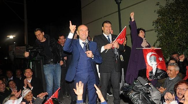 Seferihisar'dan  Başlayan Hikaye Türkiye'yi Değiştirecek