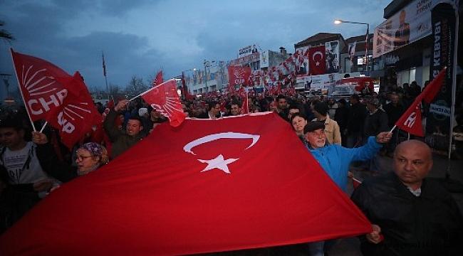 CHP İl Başkanı Yücel Urla'dan Dağ'a Yüklendi