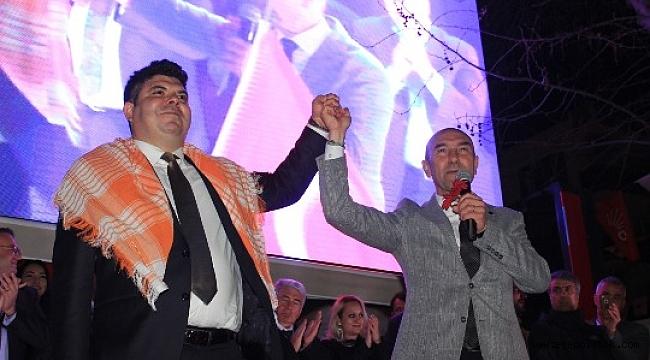 CHP İzmir Buca'da Birleşti