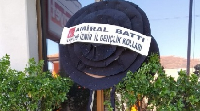 CHP İzmir İl Gençlik'ten Demirören'e