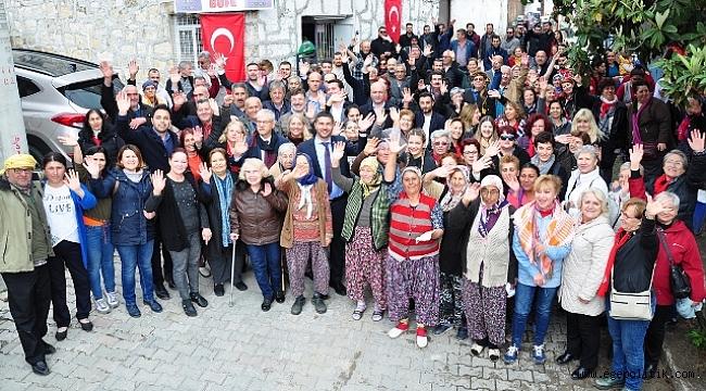 CHP'li Beko, Fatih Gürbüz İçin Destek İstedi
