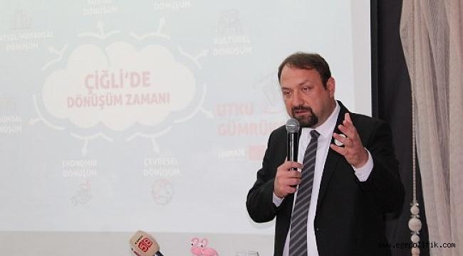 CHP'li Gümrükçü'nün Çiğli'de Dönüşüm Vizyonu