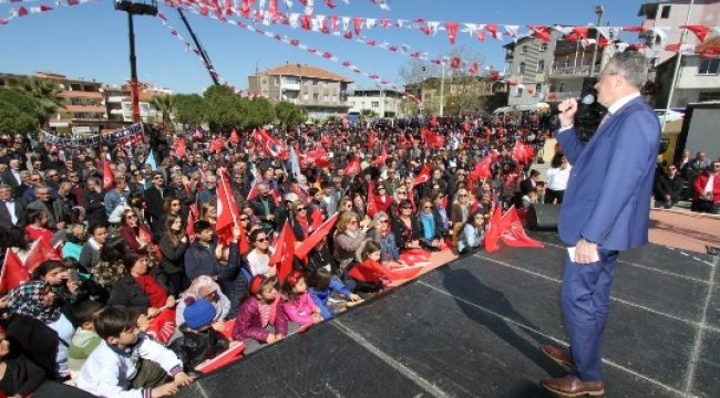 CHP'li Halil Arda: 'Çok Çalışacağız, Kazanan Gaziemir Olacak'