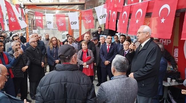 İzmir'den Esen Rüzgar,  Tüm Türkiye'yi Saracak