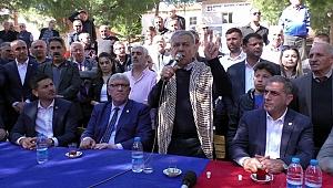 Kocaoğlu Foça'da Fatih Gürbüz İçin Destek İstedi