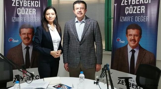 Zeybekçi: Ben Söz Veriyorum, Siz Takip Edin