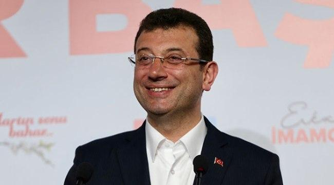 İBB Başkanı Ekrem İmamoğlu, Mazbatayı Aldı!