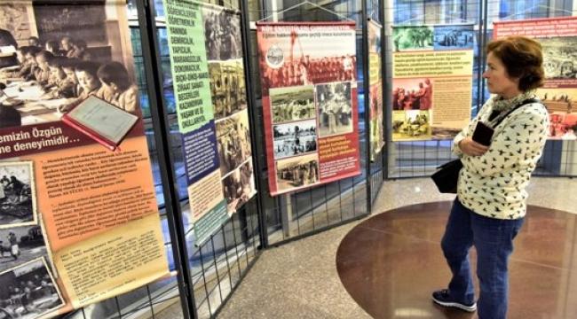 Köy Enstitüleri Bornova'da Anıldı