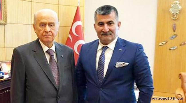 MHP'li Nihat Atlı'nın Başkanlığı Düşürüldü
