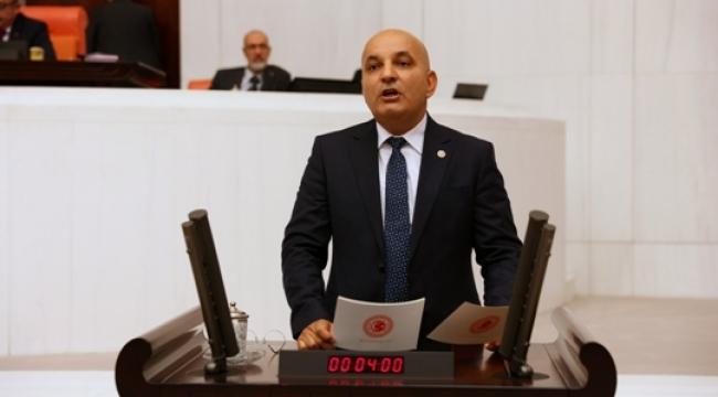 Polat, Ilıpınar'daki Yangını Meclis'e Taşıdı
