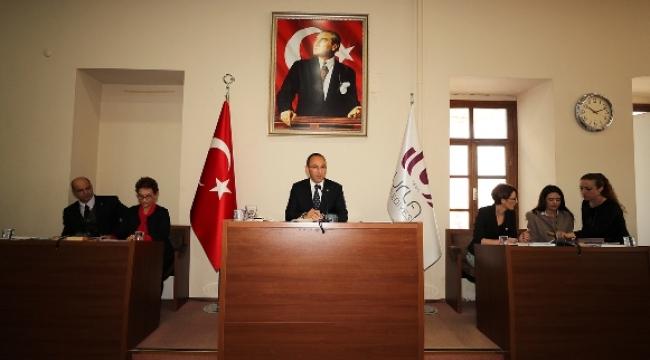 Urla Belediyesi Yeni Dönem İlk Meclisini Gerçekleştirdi