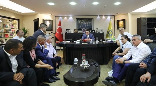 Buca Belediye Başkanı Kılıç; Bürokrasi Duvarını  Yıkıyor