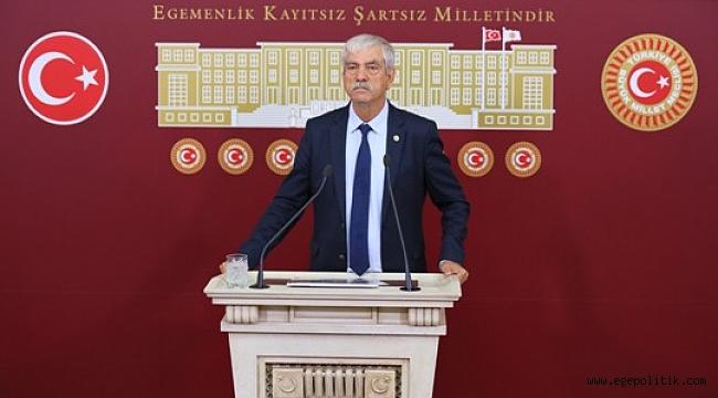 CHP'li Beko ;AKP Seçim Vaadi Olan 3600 Ek Gösterge Sözünü Ne Zaman Tutacak?