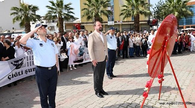 Çiğli'de 100. Yıl Kutlamaları Kortejle Başladı