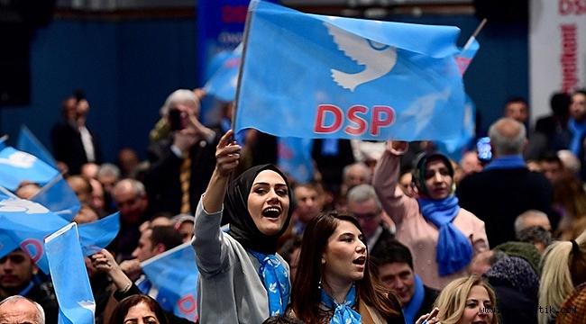 DSP'de 'İmamoğlu' İstifaları Sürüyor