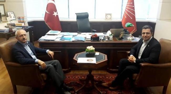 Kılıçdaroğlu ve Yücel'den İstanbul Zirvesi