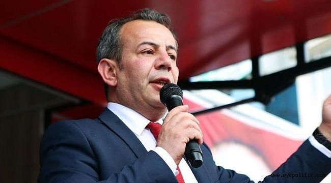 Suriyelilere Yardımı Kesen Bolu Belediye Başkanı Tanju Özcan Hakkında Soruşturma Başlatıldı