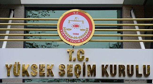 YSK, AKP'nin KHK'lilerin Oy Kullanmasıyla İlgili İtirazını Reddetti
