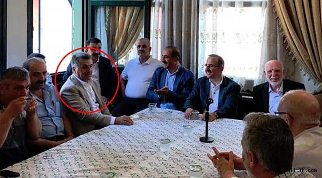 AKP'nin Seçim Ziyaretinde Buca Kaymakamı da boy gösterdi