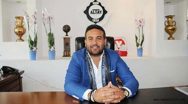 Altay'dan, İzmir'e Birlik Çağrısı