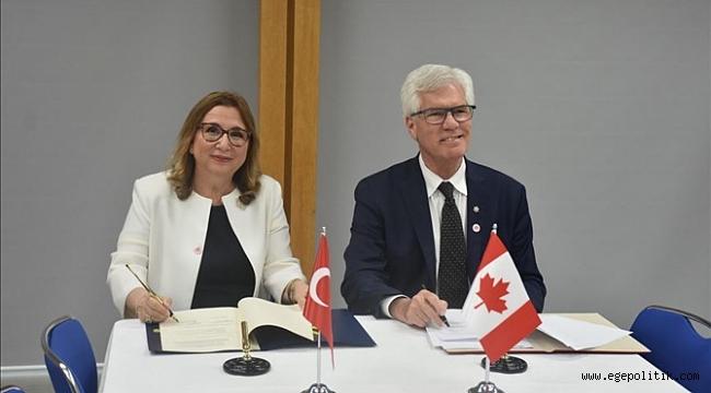 G20'de Türkiye-Kanada İşbirliği