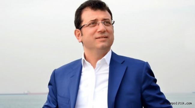 İmamoğlu: İstanbul'u Rant Kapısı Haline Getiren Bir Avuç İnsan Var