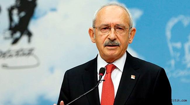 Kılıçdaroğlu, CHP Grup Toplantısı'nda Konuştu