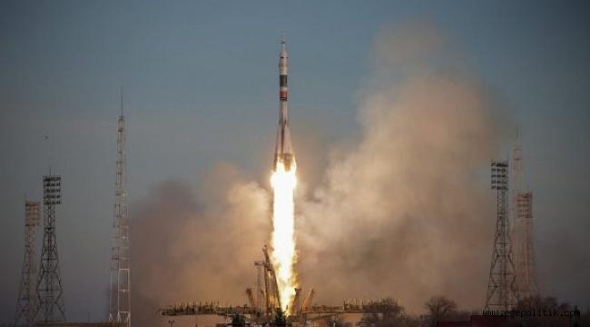 Soyuz MS 11 Uzay Kapsülü Dünya'ya Döndü