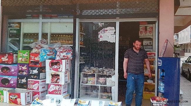 Torbalı Belediyesi, Suriyelilerin Dükkanlarını Mühürledi