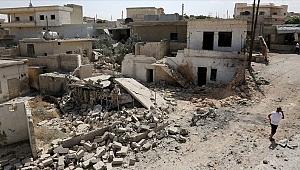TSK'dan İdlib'e Lojistik Destek