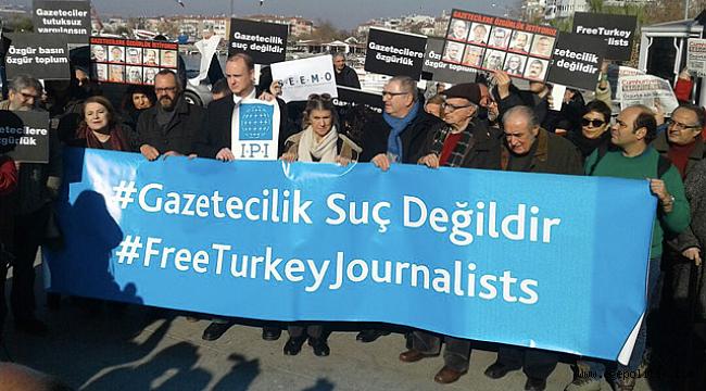 Türkiye Gazeteciler Sendikası'ndan Basın Özgürlüğü Raporu