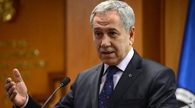 Bülent Arınç: 'Tek yetkili Erdoğan'