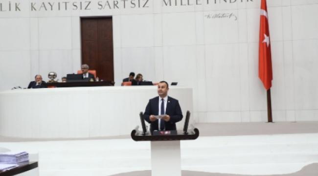 CHP'li Arslan'dan Bakan Kurum'a tepki