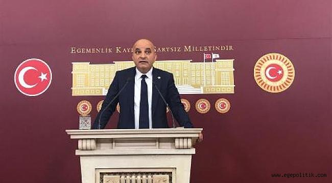 """CHP' li Mahir Polat'tan """"Devleti Çeteler mi Yönetiyor!"""""""