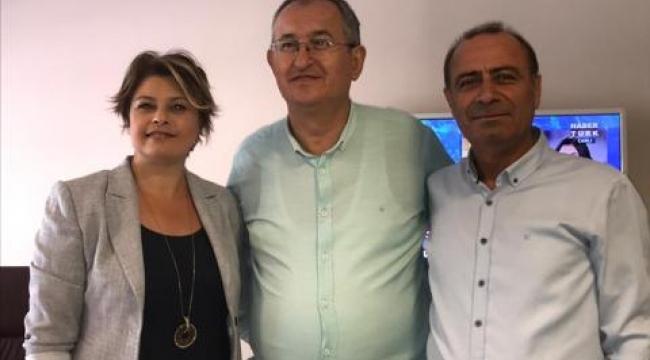 CHP'li Sertel EYT Dernek başkanlarıyla buluştu