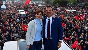 Ekrem İmamoğlu'ndan 'Canan Kaftancıoğlu' Paylaşımı