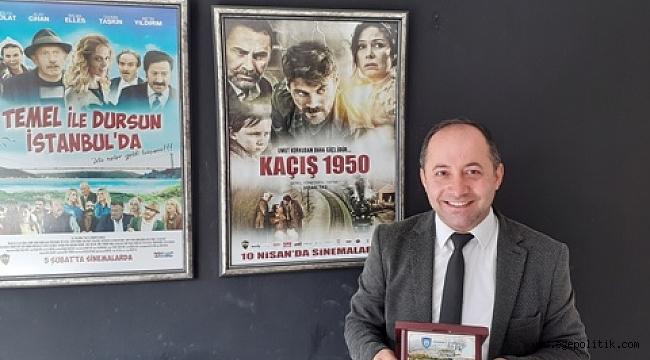 İHSAN TAŞ'A BULGARİSTAN'DAN ÖDÜL