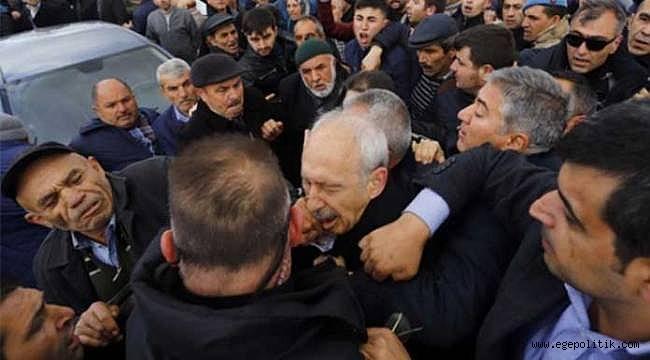 Kılıçdaroğlu'na Saldırı Cezasız Kaldı: 75 Gün Geçti İddianame Yok