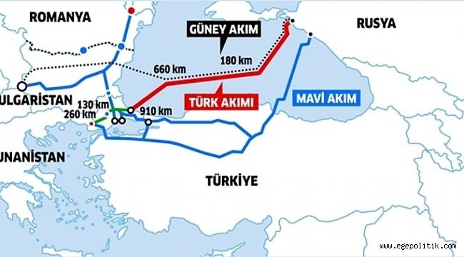 Türk Akımı Projesi Çevreyi Katlediyor