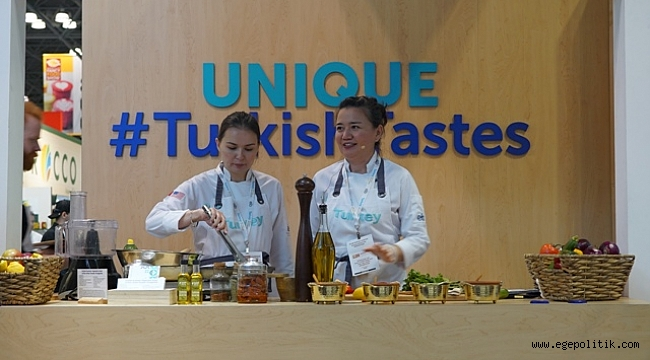 Türk Kahvesi, Türk Gıda Ürünlerinin Tanıtım Elçisi Oldu