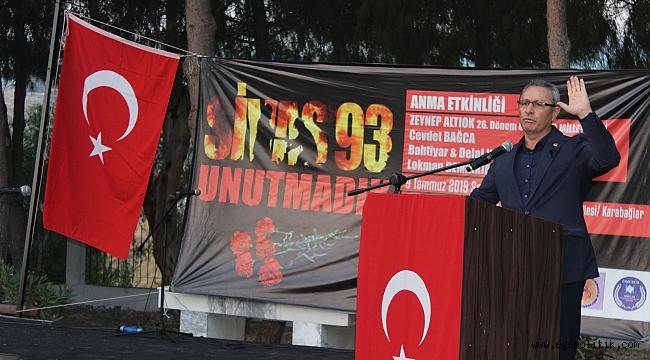 """Yıldız, """"Adalet için mücadeleye devam edeceğiz"""""""