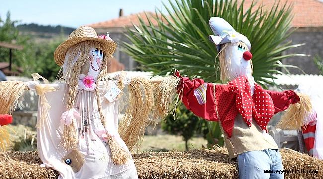 Barbaros'ta sıra dışı bir festival