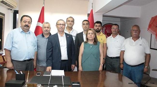 CHP Karabağlar İlçe Başkanı Ali İhsan Yıldız'dan AK Parti İlçe Başkanına cevap